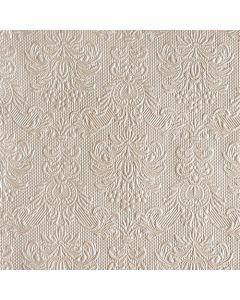 Ambiente 40x40 cm serviet - 15 stk Elegane Pearl Taupe