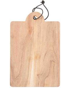 Skærebræt Akacietræ 30x20cm