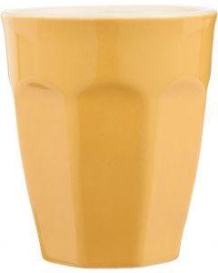 Mynte Cafe Latte Krus Mustard - 20cl