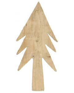 Juletræ i træ - 35cm