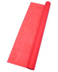 Inspirationsdug - 1,3 x 10m Rød