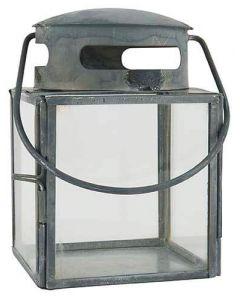 Lanterne 7,5x7,5x11cm
