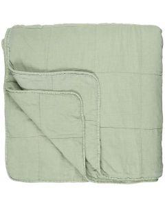 Quilt sengetæppe dobbelt - Misty Jade