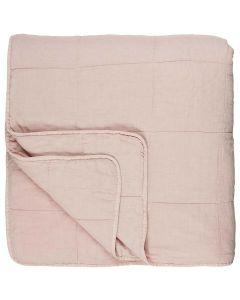 Quilt sengetæppe dobbelt - Rose shadow