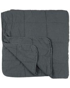 Quilt sengetæppe dobbelt - Histoical Blue