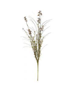 Blomst hvid/beige nuancer