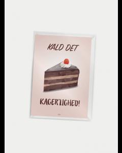 Citatplakat A7 - Kager'lighed