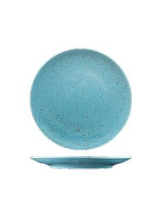 Lifestyle Tallerken 21cm - Arctic blue