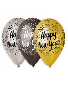 Ballon Nytår - 10stk