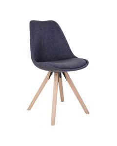 Bergen Spisebordsstol - Mørkegrå