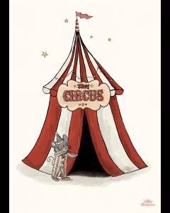 Plakat Tiny Circus