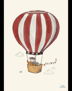 Plakat Luftballon