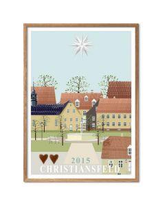 Byplakat - Christiansfeld