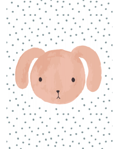 Plakat Childish Dog