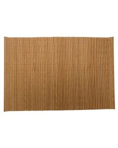 Dækkeserviet Bambus 45x30cm - Brun