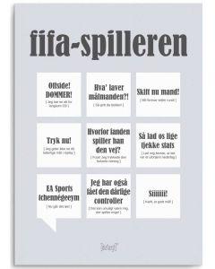 Dialægt Kort - FIFA-Spilleren