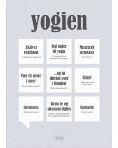 Dialægt Kort - Yogien
