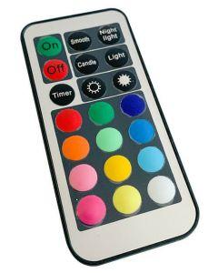 Duni fjernbetjening til Multicolor LED lys
