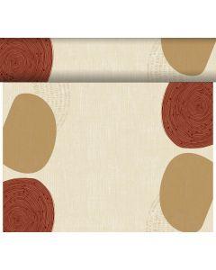 Dunicel bordløber 40cm x 24m Earthy