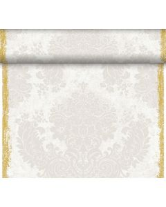 Dunicel bordløber 40cm x 24m Royal White