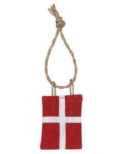 Flag Dannebrog - 3x4cm