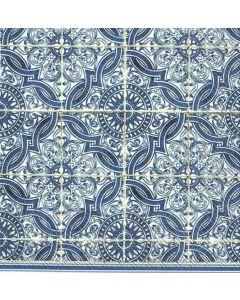 IHR Frokostserviet 33x33cm 20stk - Square Pattern Rosa