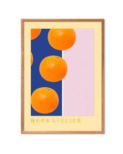 Huus Atelier - Arancione