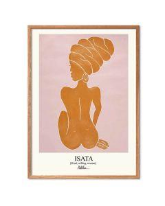 Morais Artworks - Isata Orange