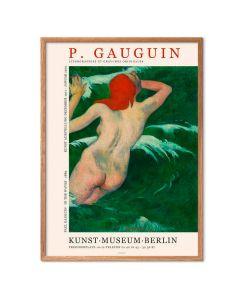 Museums Plakat - Paul Gauguin Art exhibition