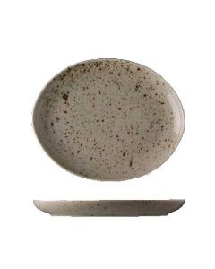 Lifestyle Oval Fad 20cm - Natur