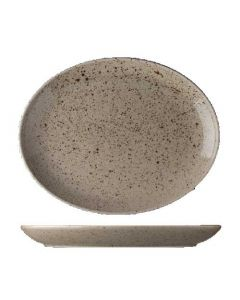 Lifestyle Oval Fad 32cm - Natur