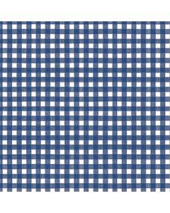 Papirdug 5m - Pepita tern blå/hvid