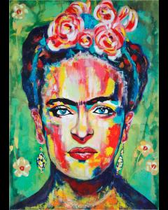 Plakat Painting Frida Kahlo
