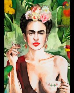 Plakat Liberated Frida Kahlo
