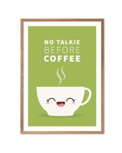 Stay Cute - Coffee