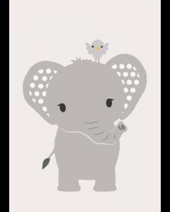 Plakat Sweet Elephant