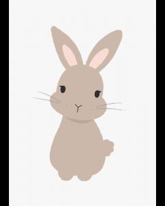Plakat Sweet Rabbit