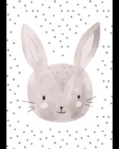 Plakat Childish Rabbit