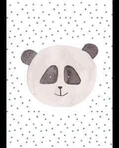Plakat Childish Panda
