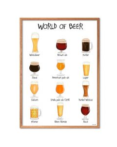Mouse & Pen - World of Beer