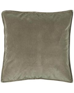 Pude 50x50cm Velour - Blue Shade