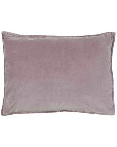 Pude 70x50cm Velour - Lavender