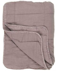 Quilt tæppe - Lavender