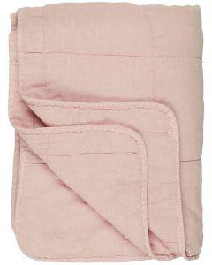 Quilt tæppe - Rosa